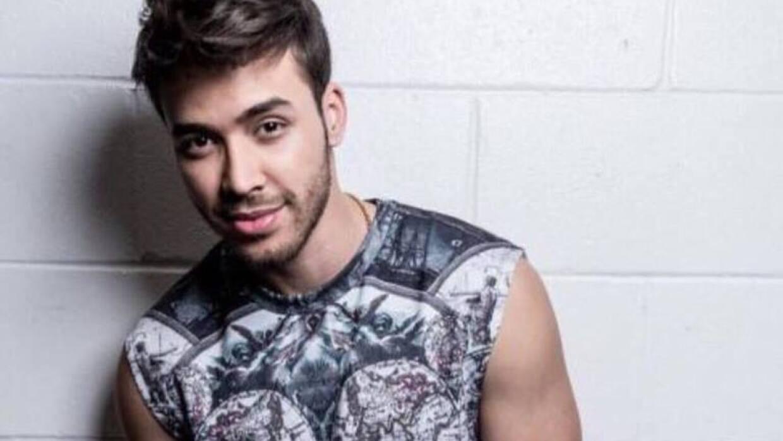 """El cantante de """"Darte Un Beso"""" cumple 27 añitos."""