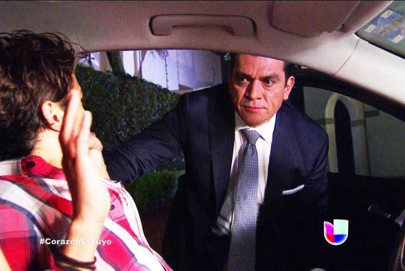 Se los advertimos, Fernando los atrapó en plenos besos. ¿Qué explicación...