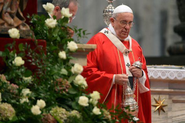 Han pasado 14 años desde la última ocasión en la que un pontífice ofició...