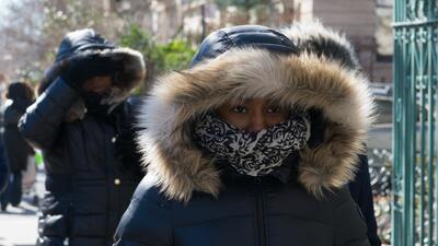 Activan el 'código azul' por bajas temperaturas para el Día de Acción de Gracias en Nueva York