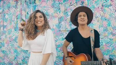 Periko y Jessi León presentan 'Somos latinos'