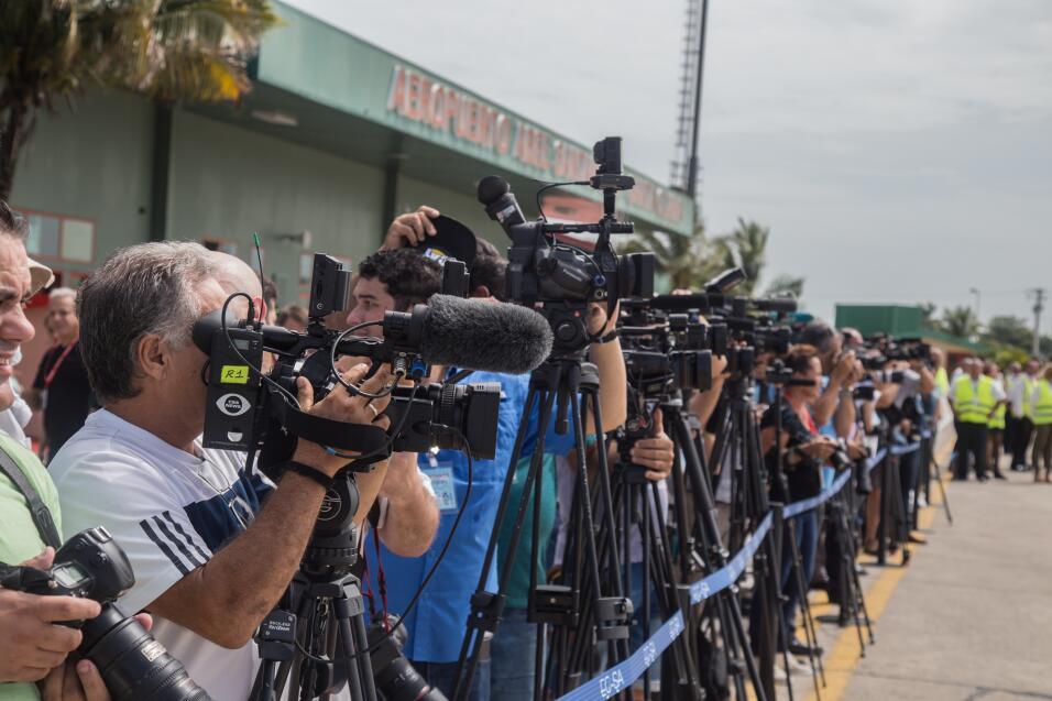 Primer Vuelo a Cuba