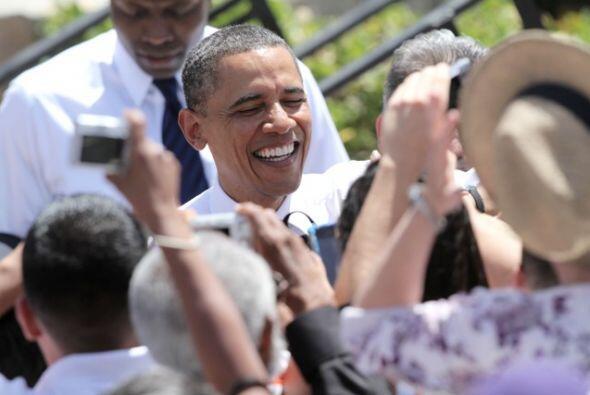 No cabe duda que esta visita del presidente Obama, aunque breve, fue muy...