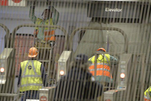 Un investigador federal dijo que nunca había visto un tren de subir una...