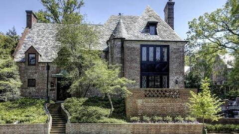 En video: Los Obama compran esta casa en el mismo vecindario de Ivanka T...