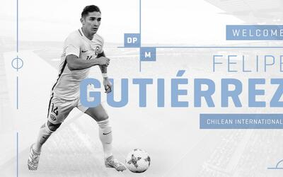 Felipe Gutiérrez Sporting KC