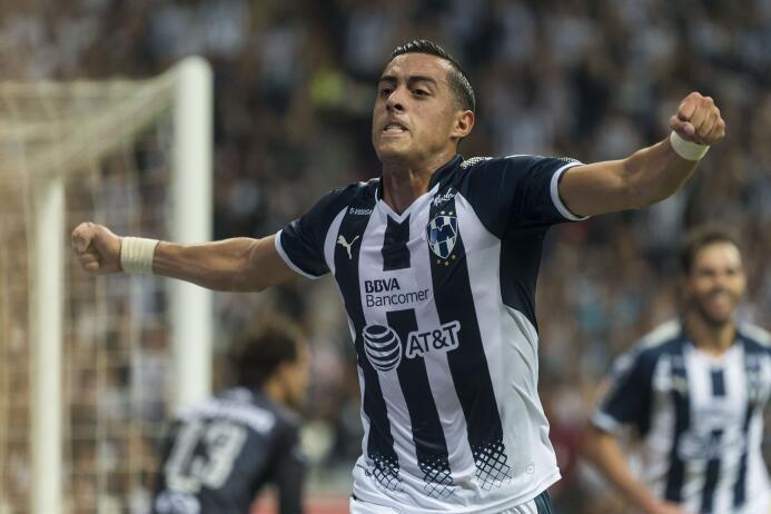 Rogelio Funes Mori (Monterrey / Argentina) - 18 partidos jugados, 17 com...