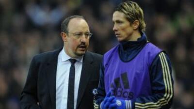 El entrenador español de los 'Blues' se ha convertido en el principal de...