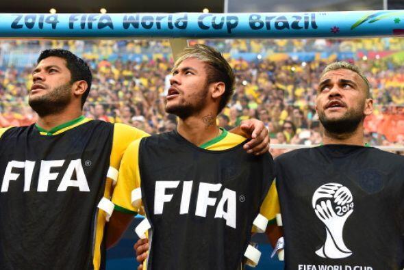 """De la FIFA no quiso hablar, pero no fue porque su opinión fuese buena. """"..."""