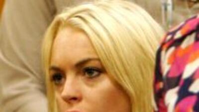 Lindsay podría pasar un tiempo con su familia antes de entrar a rehabili...