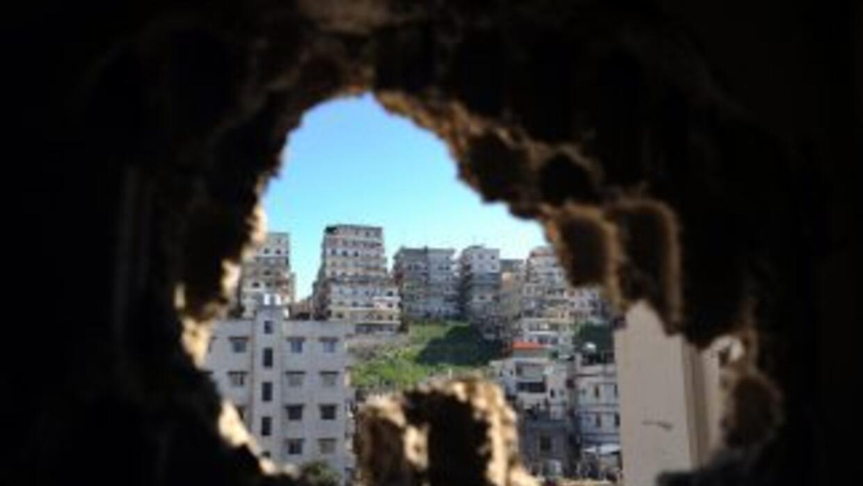 Los bombardeos en Siria se reanudaron luego de que la Liga Árabe fijara...