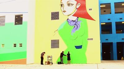 'La Capital de los Murales' apoya programas de arte para niños y adolesc...