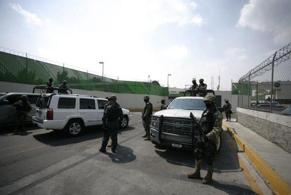 En junio de 1991 fue detenido en la capital mexicana por la polic&iacute...