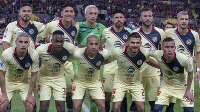 América está listo para su debut en Copa MX, torneo que le es esquivo desde hace 45 años