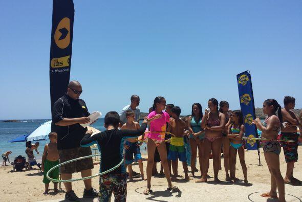 Comparte con nosotros en los Beach Hit's de La Primera. En esta ocasi&oa...