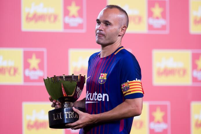 Mediocampista: el otro artífice del mejor fútbol que se le vio al Barça...
