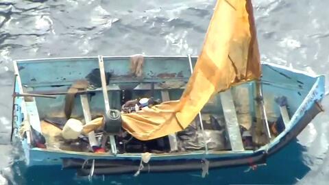 ¿Los 13 balseros cubanos interceptados en Florida podrían quedarse en EEUU?