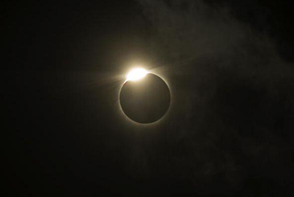 El martes 29 de abril del 2014 tendremos el primer eclipse solar del año...