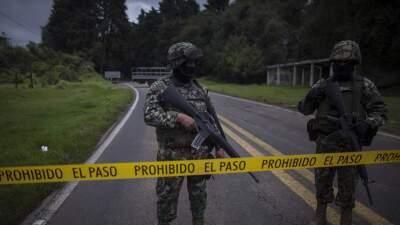 Encuentran seis cabezas abandonadas en una carretera de Sonora, México