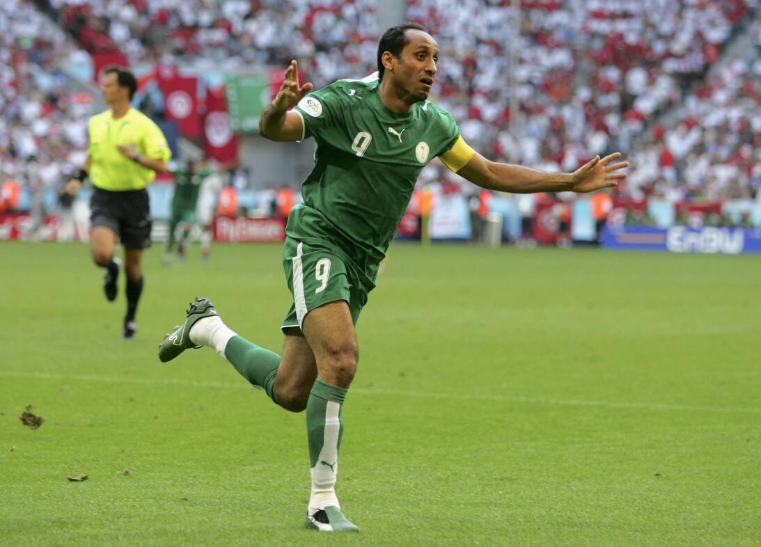14. Sami Al-Jaber (Arabia Saudita) - 156 partidos