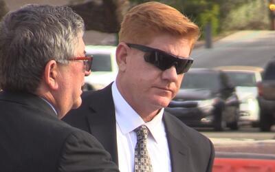 El agente de la Patrulla Fronteriza, Lonnie Swartz, acusado de matar a u...