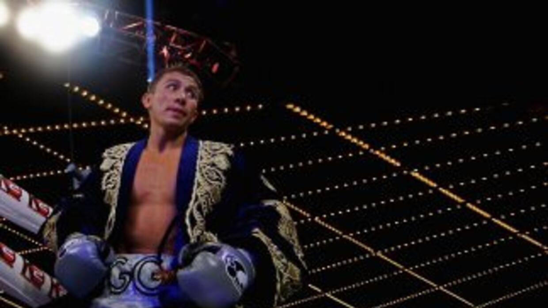 Gennady Golovkin peleará ante Martin Murray.