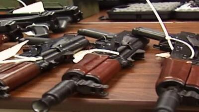 El impacto del crimen organizado en California