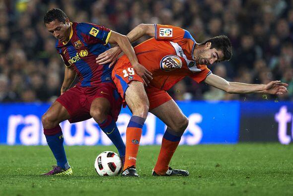Getafe tuvo su recompensa con el gol que obtuvo a los 88 minutos.