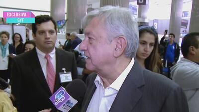 Andrés Manuel López Obrador cuenta lo que sabe sobre la desaparición de objetos valiosos en Los Pinos