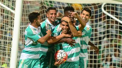 Santos saldrá a encarar con inteligencia y humildad al LA Galaxy