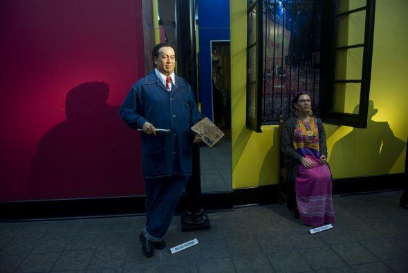 Diego Rivera  (Nació en México en 1886) Rivera nació en Guanajuato, Mé...