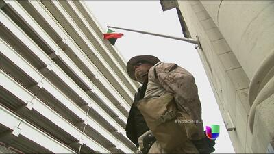 Milicias reclamaron al gobierno mexicano; quieren frenar el cruce de ind...
