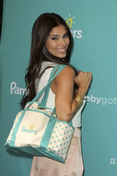 Roselyn Sánchez deslumbró con su belleza en un evento de productos para...