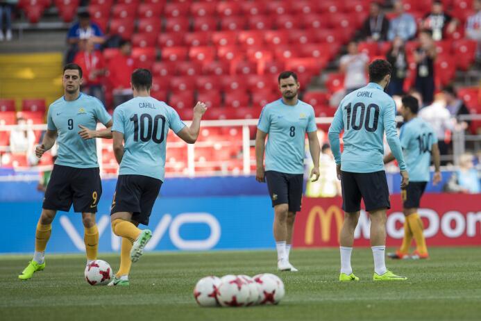 Chile sufrió con Australia, pero un hombre de Cruz Azul llevó la calma r...