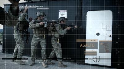 Fuerzas Comando: asalto integrado, penetrar fortines armados para rescat...