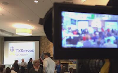"""San Antonio lanza """"TX Serves"""" una iniciativa para ayudar a veteranos"""