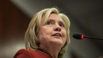 Clinton debe perfeccionar el arte de establecer una conexión con los vot...