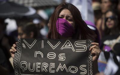 En México ocurren cuatro feminicidios por cada 100,000 mujeres. (...