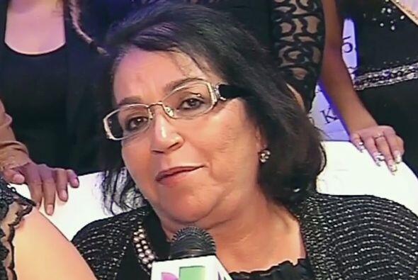 """A través de su Twitter doña Rosa defendió a su hija: """"Mal te miras Esteb..."""