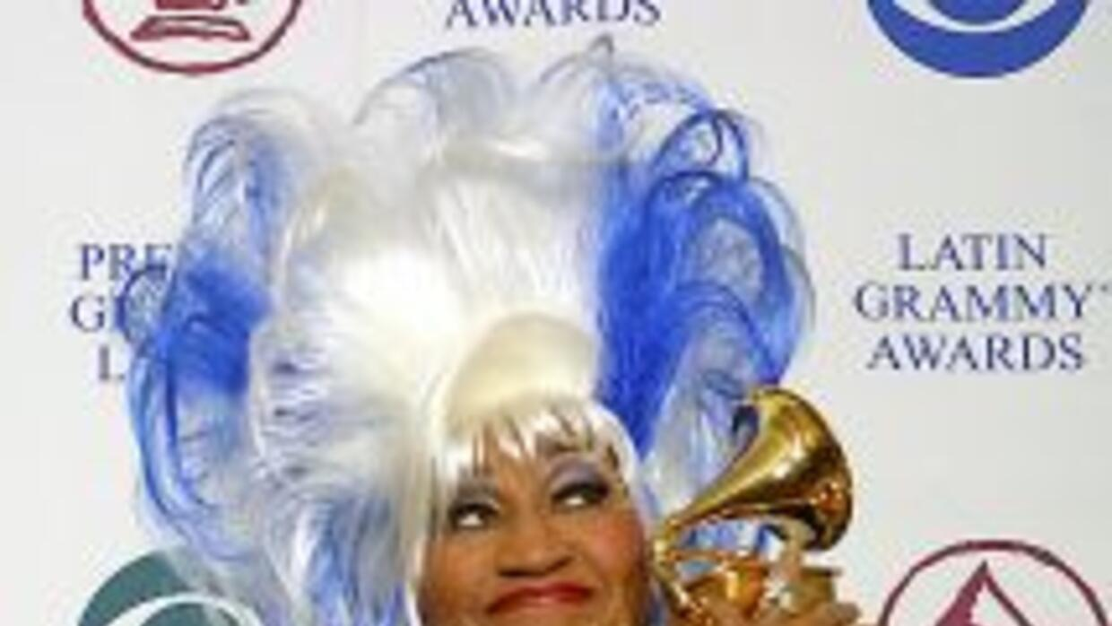 Celia Cruz Smithsonian