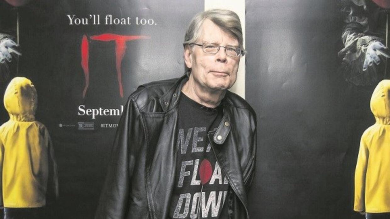 El célebre escritor Stephen King dijo estar feliz con esta versión de su...