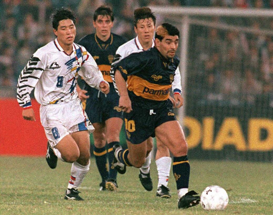 Los 56 años de Diego Maradona, entre la gloria y la controversia Segundo...