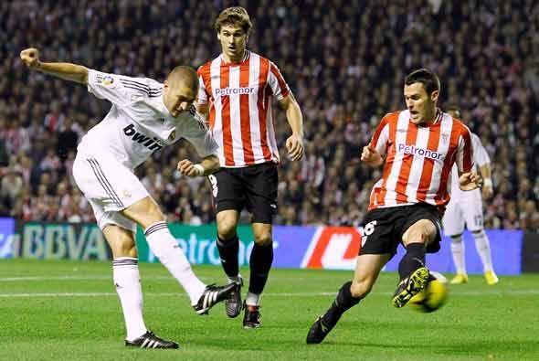 A partir de ese momento el Real Madrid se lanzó al ataque para tratar de...