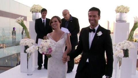 La boda de Satcha Pretto