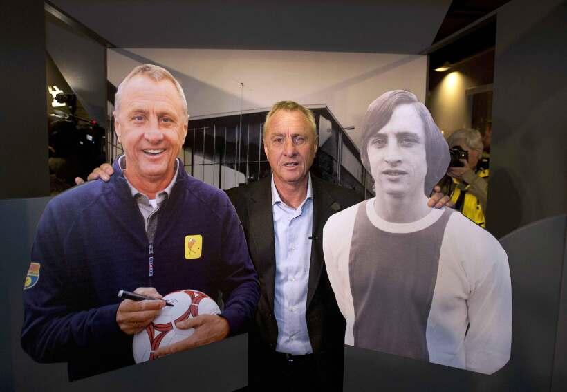 Johan Cruyff, el promotor del Fútbol Total