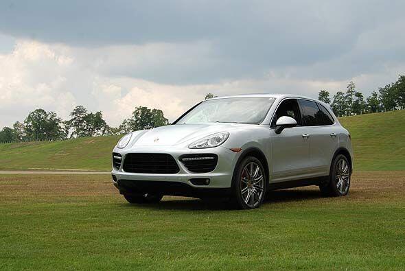 La Porsche Cayenne, la camioneta deportiva más vendida en todo el mundo,...