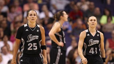 San Antonio's WNBA team is leaving