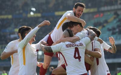 Verona vs Roma