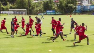 Costa Rica se prepara con intención de llegar lejos en el Mundial.