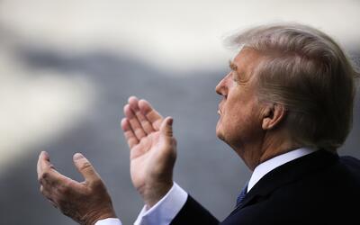 Cuando se trata del perdón presidencial, una cosa es lo legal, ot...